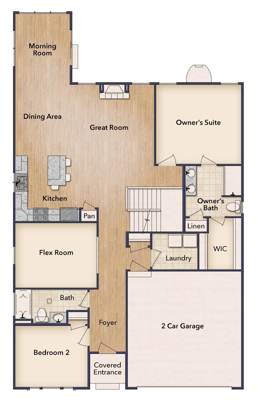 Floorplan 1 - Click to View