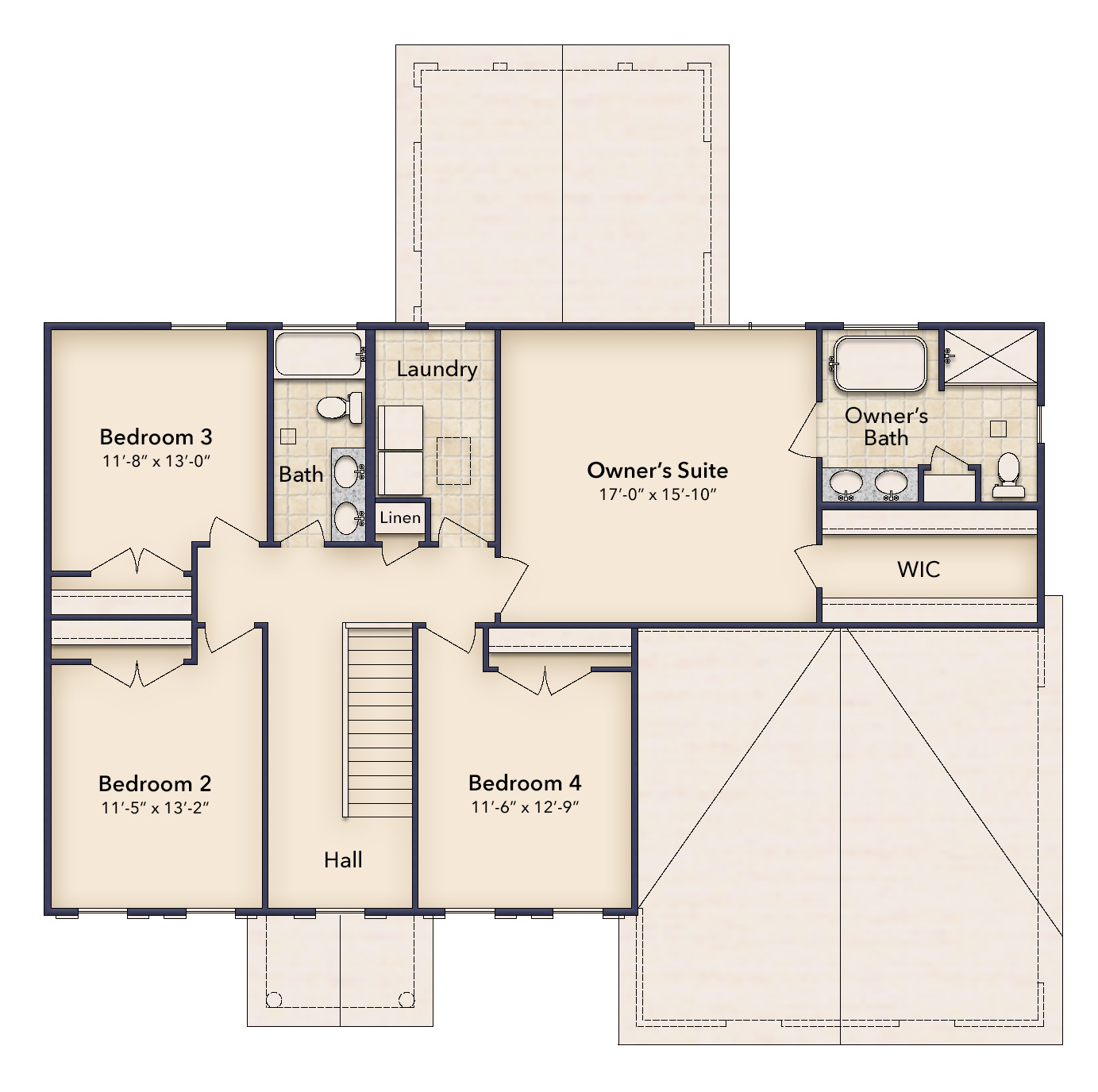 Second Floor - Click to View